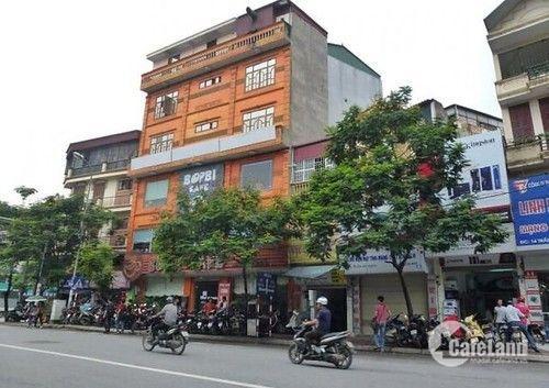 Cho thuê cửa hàng phố Trần Đại Nghĩa làm văn phòng cty ,trung tâm dạy học ,spa ,giặt là ,shop