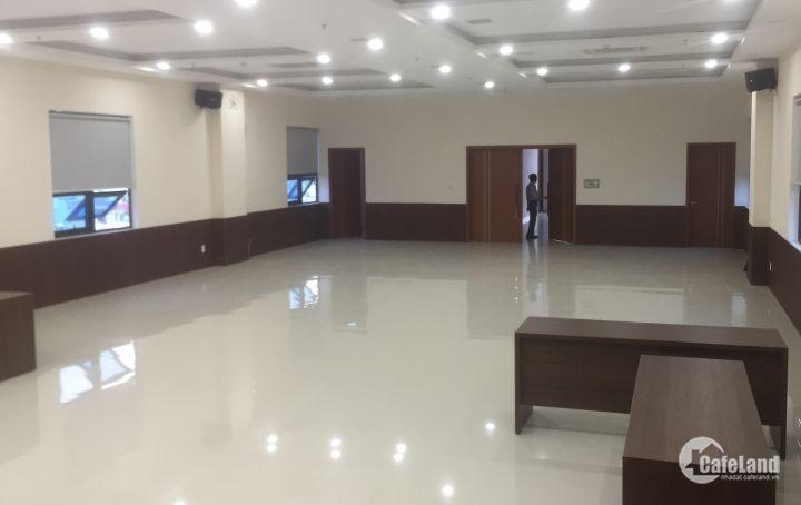 Cho thuê văn phòng trong tòa nhà Trung Tâm Đà nẵng - tòa nhà mới xây, đầy đủ tiện ích Tòa nhà 7 tầng- mặt tiền đường Xô Viết Nghệ Tĩnh