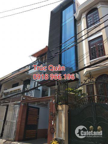 Cho thuê nhà MT đường Trần Doãn Khanh, P. Đa Kao, Quận 1 ( 7m x 16m) Giá 87 triệu/tháng.