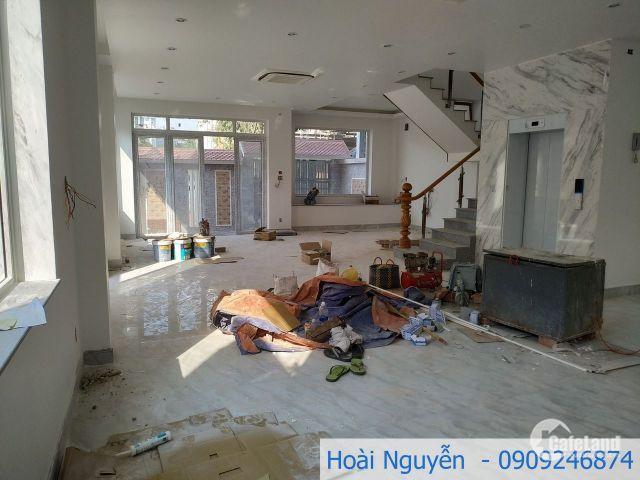 Cho thuê Villa Bình An 200m2,4PN,giá 82tr/th.LH:0909246874 Hoài Nguyễn