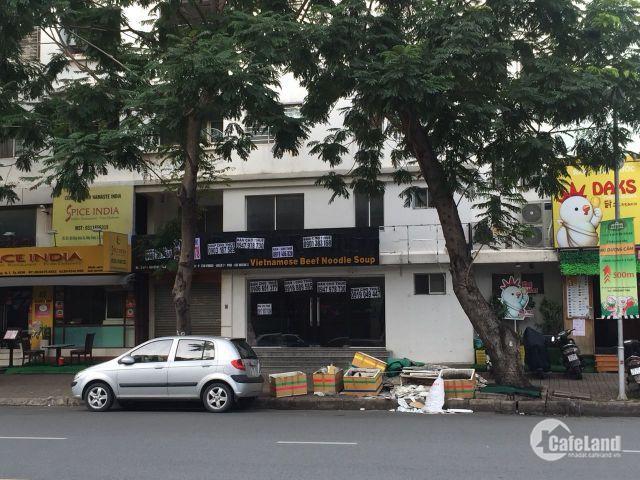 Shop Hưng Vượng, mặt tiền đường Lê Văn Thiêm, trung tâm Phú Mỹ Hưng, Quận 7