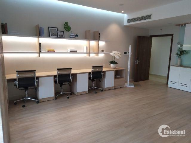 cho thuê căn hộ cáo cấp hai chức năng Officetel nằm ngây trung  tâm hành chí phú mỹ hưng