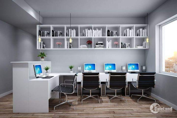 Cho thuê căn hộ văn phòng cao cấp Newton Residence, 38 Trương Quốc Dung qPN