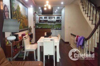 Cho thuê nhà phố Hoàng Văn Thái ,thích hợp làm Văn phòng, ở hộ gia đình , kinh doanh online, 45m2 X 5 tầng, nội thất  Full Đẹp. Có Chỗ để ô tô 7 chỗ