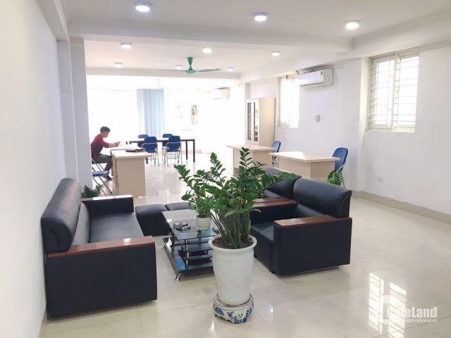 Cho thuê nhà Phố Hoàng Văn Thái làm văn phòng, trung tâm đao tạo, spa 80tr/ tháng