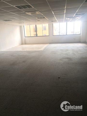 Chính chủ cần cho thuê mặt bằng văn phòng Hạng B mặt phố Nguyễn Trãi Thanh Xuân 1000m x 2 tầng 1 hầm
