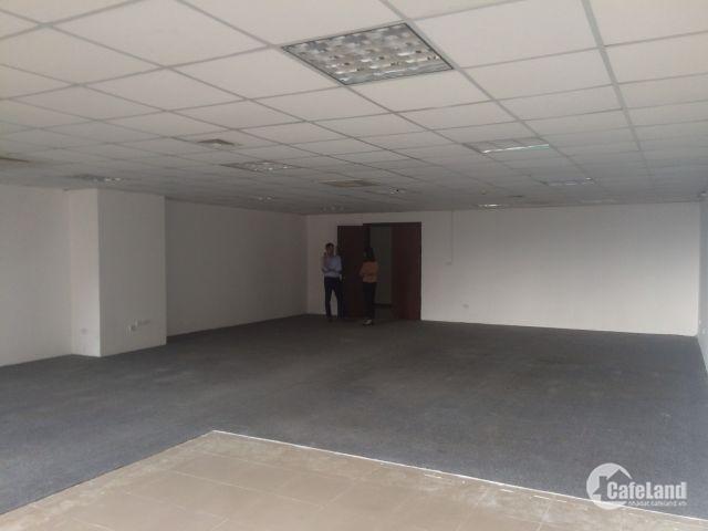 Chính chủ cho thuê mặt bằng văn phòng 2000m duy nhất Mặt phố Trần Hữu Dục,Nam Từ Liêm