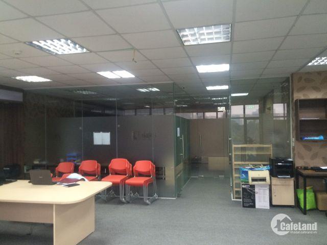 Cho thuê văn phòng đẹp, giá rẻ ở Đỗ Đức Dục. Diện tích sử dụng 115m2 (VP tầng 3)