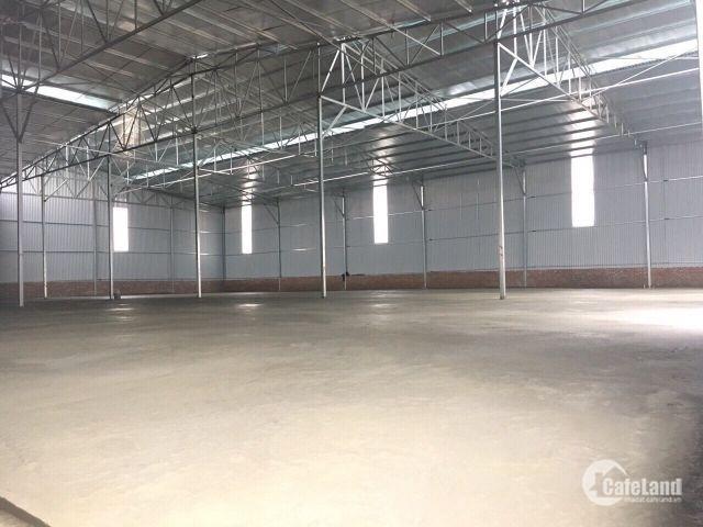 Cho thuê nhà xưởng tại Văn Giang Hưng Yên