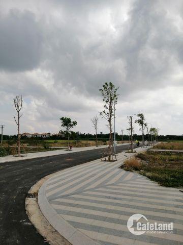 Bán đất thổ cư mặt tiền Võ Văn Kiệt, Xã Hòa Long