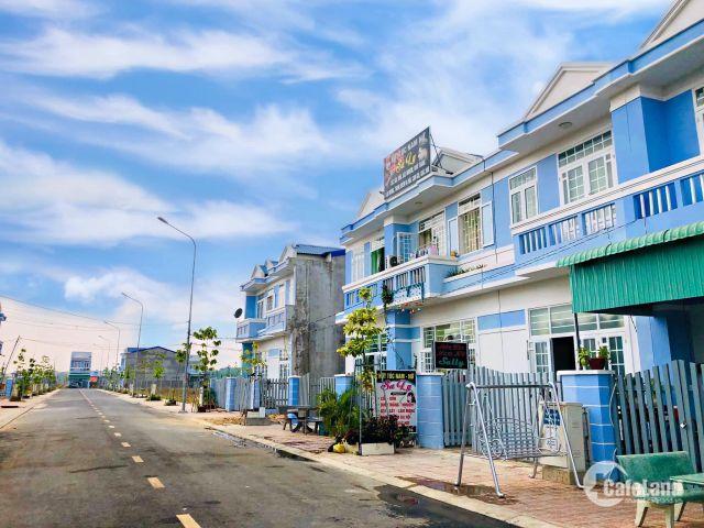 Cần thanh lý vài lô đất Thị xã Bến Cát mặt tiền QL13 giá 450 triệu