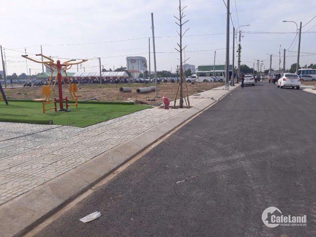 ✅{CẦN TIỀN BÁN GẤP} Chính chủ cần bán miếng đất 100m2 ngay mặt tiền đường ĐT830