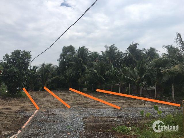 Đất Nhựt Chánh full thổ cư đường xe hơi 3.7tr/m2