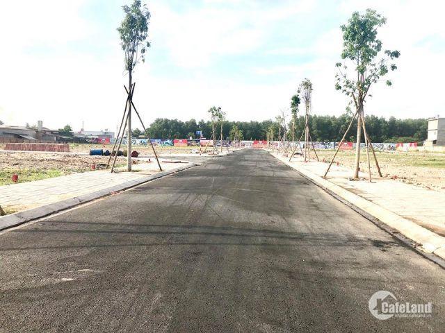Đất Nền MT đường lớn tại Tân Hòa, Tp.Biên Hòa, kế bên ga Hố Nai. LH: 0969119772