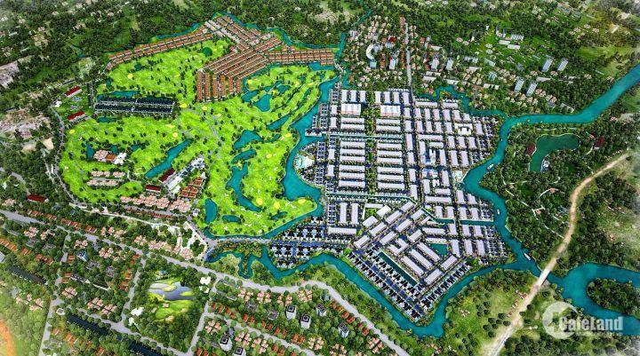 Đất Nền Biệt Thự Thành Phố Biên Hoà Gần Sông tuyệt đẹp