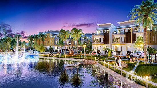 Biên Hòa New City từ CĐT: 240 - 400m2 ven sông, từ 10tr/m2, tặng 3 chỉ vàng + CK 3+18%,