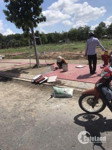 Đang cần ra đi gấp lô đất sổ riêng, thổ cư, giá 740 triệu, đoạn ngã 3 Thái Lan, LH: 0912928869