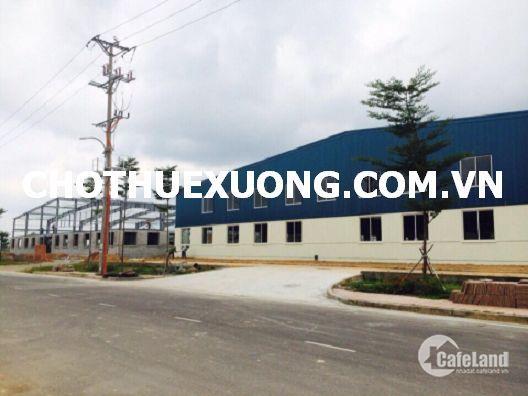 Chính chủ bán gấp nhà xưởng trong KCN Bình Xuyên Vĩnh Phúc giá tốt