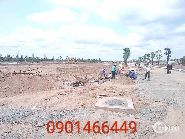 Đất nền dự án, khu đô thị Happy Home Cà Mau