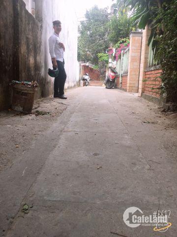 Bán đất 100m2 kiệt 922 Trường Chinh,Hòa Phát,ĐN