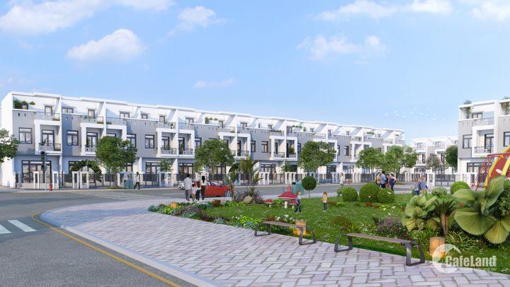 Bán đất mặt tiền Long Hậu, ngay khu CN sầm uất hơn 5000 công nhân, giá từ 18tr/m2