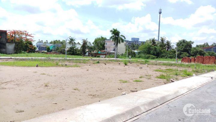 7.Chính chủ bán lô đất trong KCN Tân Kim, giá 6tr/m2, 5x18m, đường 16m. LH: 0901.171.606