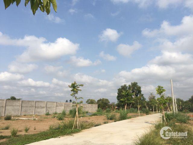 11.Mở bán đất nền tai ĐT 835B - Long An ,giá chỉ từ 600TR -SHR- LH 0901.171.606 – Kim Oanh