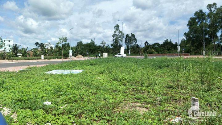 Bán đất nền Vạn Phát Cái Tắc, 2 mặt tiền, 120m2 thổ cư, Hậu Giang.