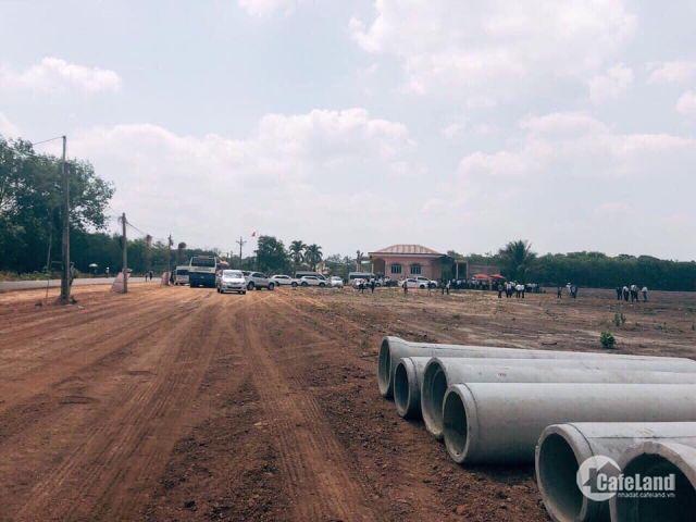 Đất nền trung tâm thị xã Chơn Thành chỉ 550tr/1000m2 có hỗ trợ ngân hàng lãi xuất ưu đãi