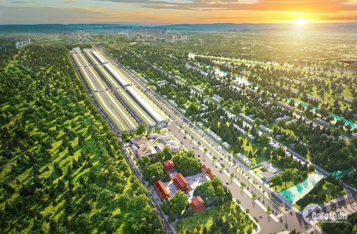 Mở bán dự án đón đầu bất động sản giá chỉ 380 triệu/nền/180m2 - Cơ hội sở hữu trong tầm tay