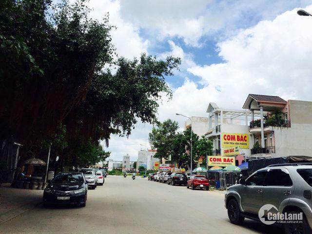 đất dĩ an, khu đô thị thương mại sóng thần