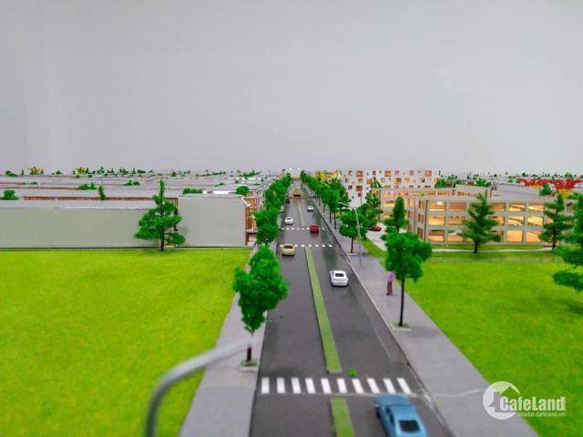 Lai uyên Residence -Dream city khu phức hợp cảnh quan chỉ 550/nền ,sổ hồng riêng lh 0964.588.756