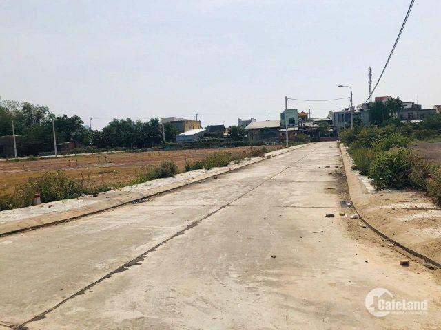 Sổ đỏ trao tay khi mua đất đã có sổ gần trạm thu phí Điện Bàn. Liên hệ 0919.897.458