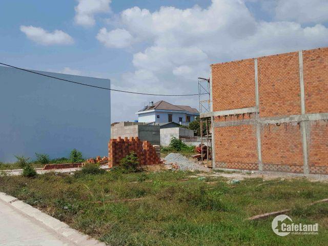 chính chủ bán gấp, nền đất đường 24A, KCN Tân Đức 1,3ty,125m2, SHR LH: 0908668123