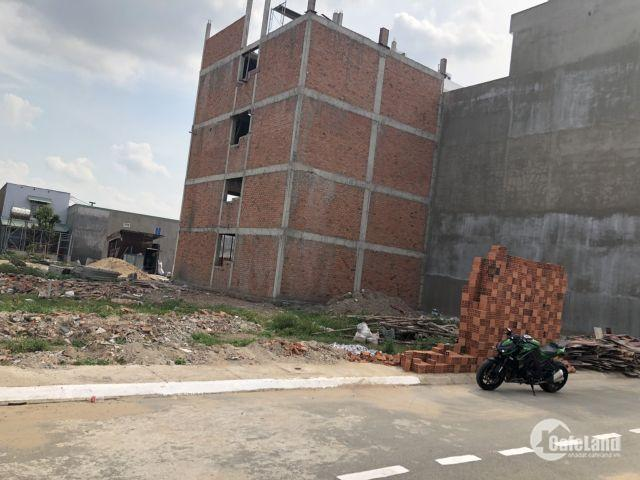 Chính chủ cần bán gấp lô 132m2, MT đường số 6 trong KDC Tân Đô, Đức Hoà, Long An, l.hệ: 0966.446.550