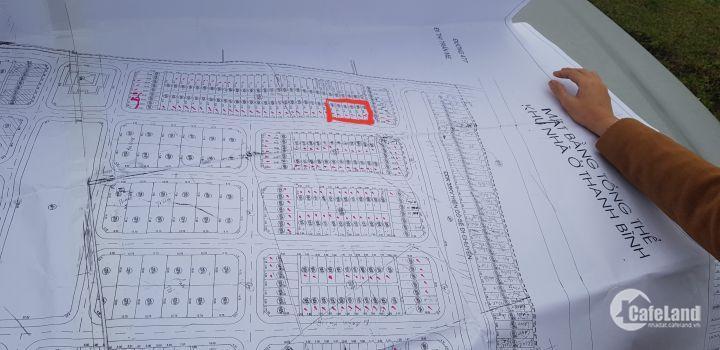 Bán đất mặt tiền đường 15m, KĐT mới Thanh Bình, Gia Viễn, Ninh Bình