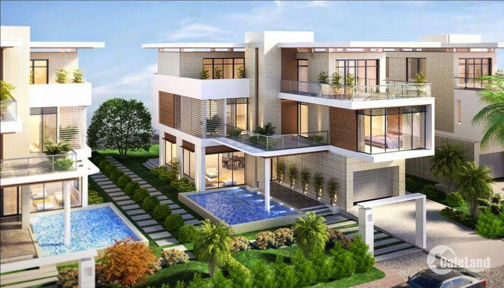 Bán liền kề A1.2 Thanh Hà Cienco5 diện tích 95m nhìn chung cư