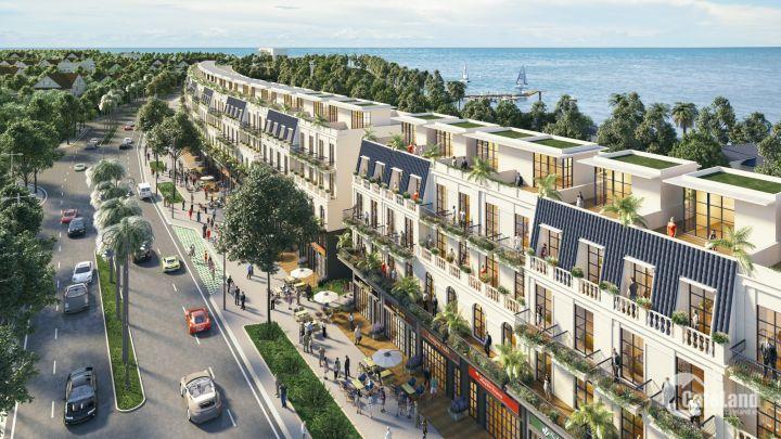 Bán đất nền shophouse, biệt thự nghỉ dưỡng biển. Giá chỉ từ 1.35 tỷ