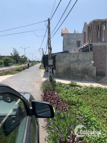 Bán đất mặt đường liên xã Hải Tây, Hải Hậu, Nam ĐỊnh