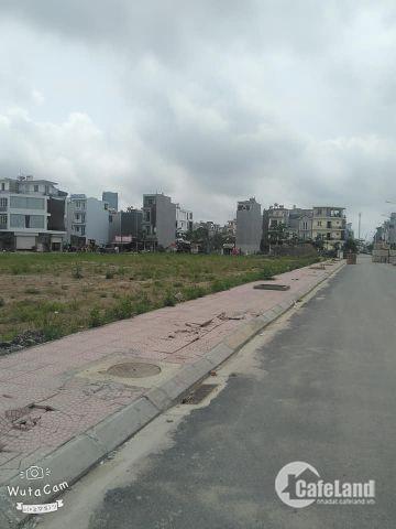 Bán đất lô số 4 khu tái định cư Sở Dầu