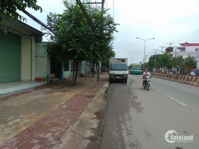 Cần bán gấp bán rẻ 240m2 mặt tiền đường Huỳnh Văn Trí giá 3,8tr/m2