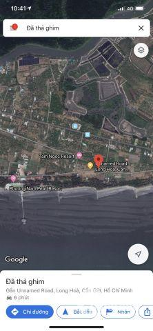 Bán đất vị trí đẹp xã Long Hòa, gần dự án biển Vingroup, LH 0707036993