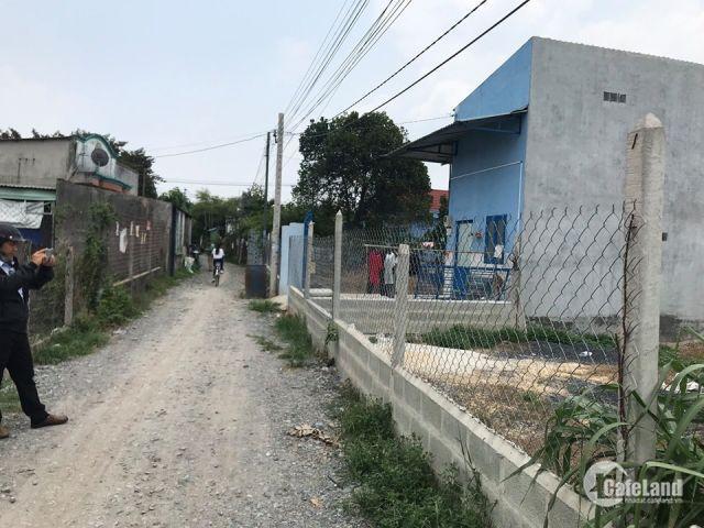 Đất Cây Da,Tân Phú Trung,Củ Chi ngân hàng thanh lý.184,6m2 giá 1.2 tỷ,SHR,thổ cư 100%.LH 0924460092