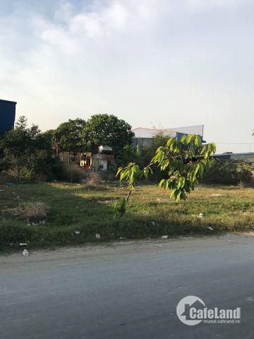 Chính Chủ [Đất nền ngã 3 Gồng] 550tr,95m2, Đường Nguyễn Văn Bứa - HoocMôn