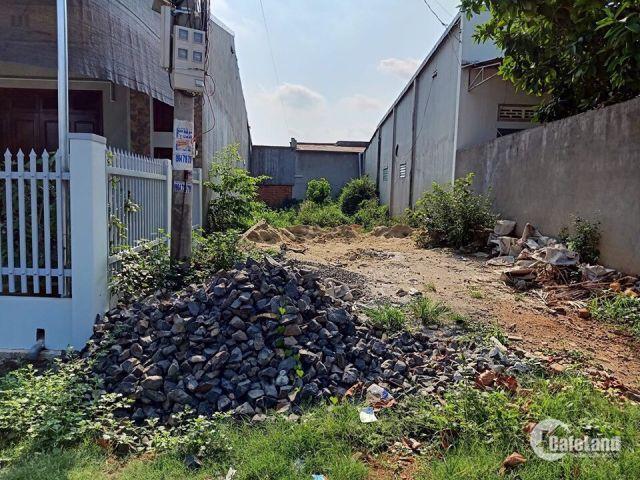 Bán lô đất sổ hồng riêng ngay MT Tân Xuân 6 – Hóc môn shr ,80m2  lh 0961896033