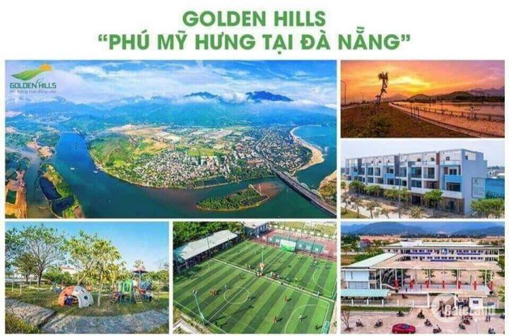 Bán Đất Nền Dự Án GOLDEN HILLS giá 28tr/m2 Chiếc Khấu 7%