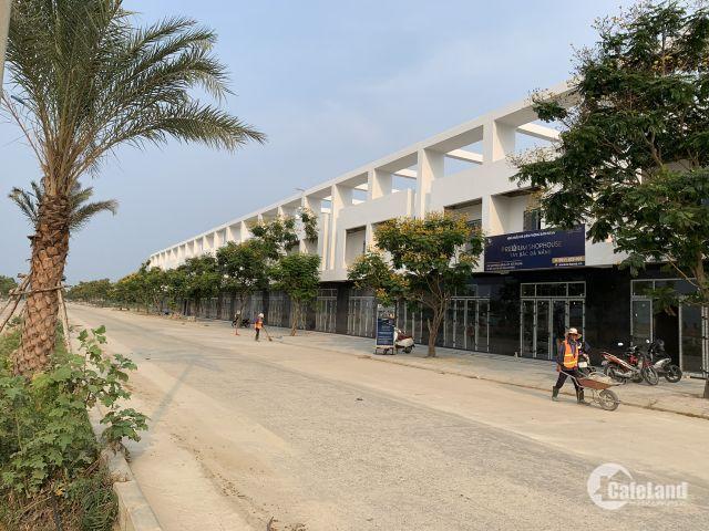 Nợ ngân hàng bán gấp lô góc đường lớn,gần biển Xuân Thiều Đà Nẵng,để dành kinh doanh-cho thuê