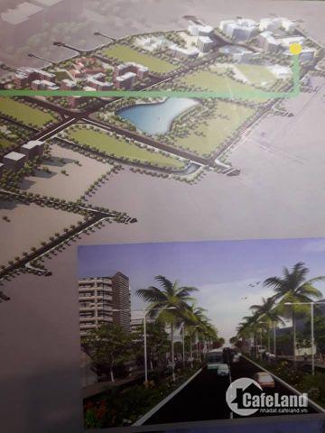 Đất vị trí siêu đẹp, view Khai Sơn City, giá hạt rẻ, 45m2, Tây Bắc, 2.7 tỷ