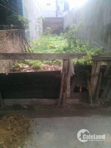 Gia đình có lô đất ở Phúc Lợi cực đẹp cần bán dt 90m2 , mt 6m , gần ruby city