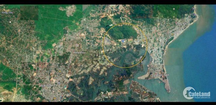 Đất nền Bìa Rịa Vũng Tàu, giá rẻ nhất khu vực chỉ từ 8tr5/m2. Lh 0987 417 458